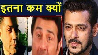 सलमान खान के कहने पर बॉबी देओल को 'रेस 3' के लिए दिए इतने रुपये..