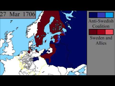 The Great Northern War: Every Fortnight