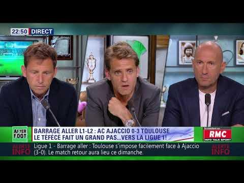 After Foot du mercredi 23/05 – Partie 1/4 -  Débrief de AC Ajaccio/Toulouse (0-3)