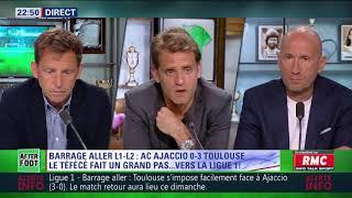 After Foot du mercredi 2305  Partie 14 -  Dbrief de AC AjaccioToulouse 0-3