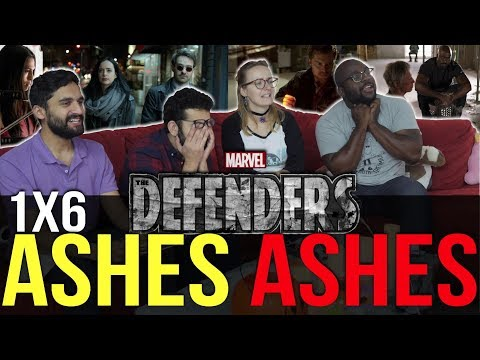 The Defenders - 1x6 Ashes Ashes - Group Reaction