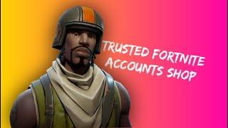 Free Fortnite Accounts Trusted Shop