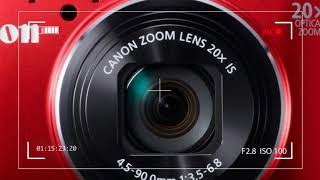 The PowerShot SX280 HS is a Powerful Point and Shoot With a Strong Feature Set