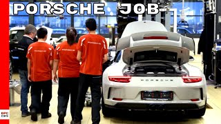 Porsche PAVE Filipino Workers in Zuffenhausen Germany thumbnail
