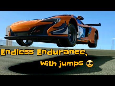 Endless Endurance, McLaren 650S GT3. With Jumps 😁