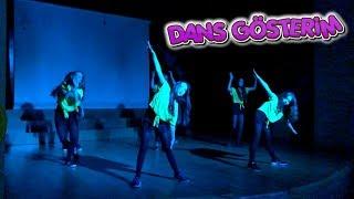 Yıl Sonu Dans Gösterimiz! Arkadaşlarımla Çok Emek Verdik