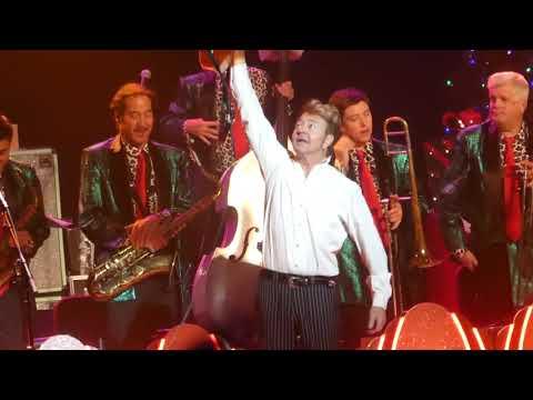 Runnin Down a Dream Tom Petty Brian Setzer Orchestra@Philadelphia 111717