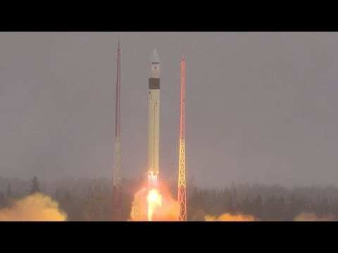 Sentinel-5P launched by Rockot