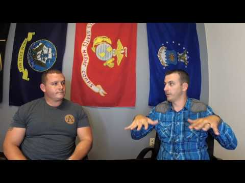 Veteran Success Profiles with Aaron Throckmorton- US Marine & Entrepreneur