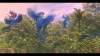【里約大冒險2】《Beautiful Creatures》鳥兒舞動片段