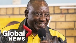 South African Election Results: ANC party wins re-election