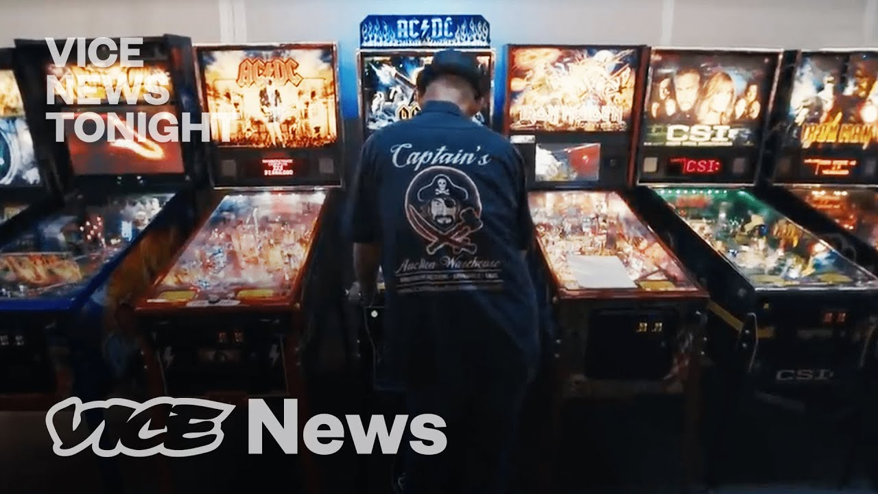 Why the Museum of Pinball Is Becoming a Weed Farm