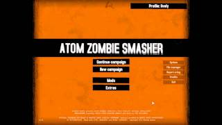 Blue Without You - Atom Zombie Smasher Soundtrack