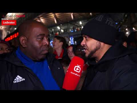 Arsenal 1-3 Man Utd | It Was Like Someone Put JuJu On The Goal!! We Lost But Showed Fight! (Troopz)