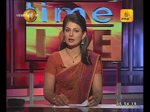 News 1st: Breakfast News Tamil   (22-05-2018)