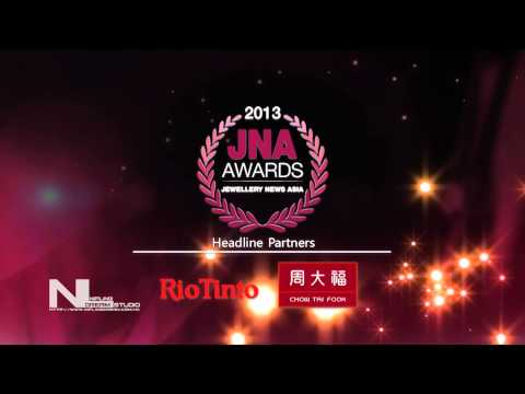 2013 Jewellery News Asia Award