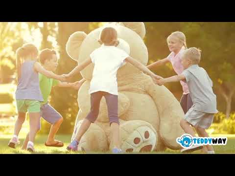 TeddyWay - Giant Teddy Bear - Big Teddy Bear - Giant Plush Toys For Kids