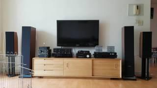 PMC speakers LB1