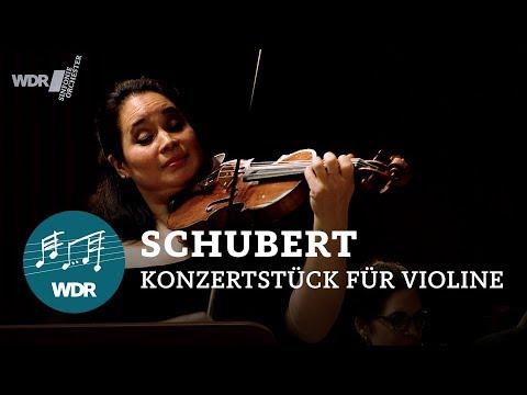 Franz Schubert - Konzertstück D-Dur für Violine und Orchester D 345 | WDR Sinfonieorchester