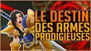 LE DESTIN DES ARMES PRODIGIEUSES ! [PTR 8.0]