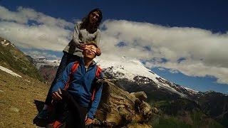 7サミット ロシア エルブルース ノーカット1(記録用 順応の日あたりから登頂前日まで)エベレストに行ってきます!