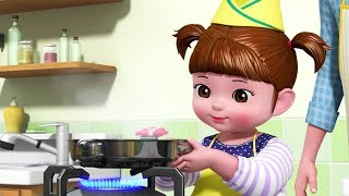 Kongsuni and Friends | Super Chefs| Kids Cartoon | Toy Play | Kids Movies | Videos for Kids