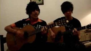 Sum 41- Pieces acoustic (cover)