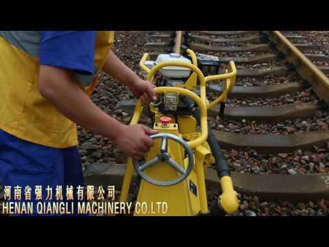 NGM -4. 8 Rail Head Profiling Rail Grinding Machine