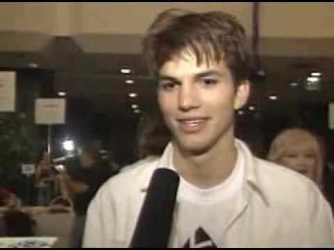 Young Ashton Kutcher Demi Moore