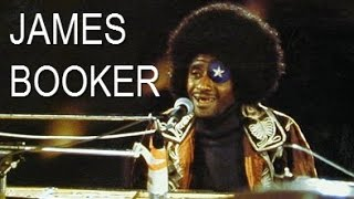 "James Booker New Orleans blues piano legend ""Too Much Blues"""