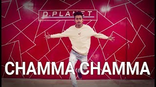 Chamma Chamma dance Cover |Choreography |  Sushant | jony dx | Fraud Saiyaan | Elli | Neha Kakkar