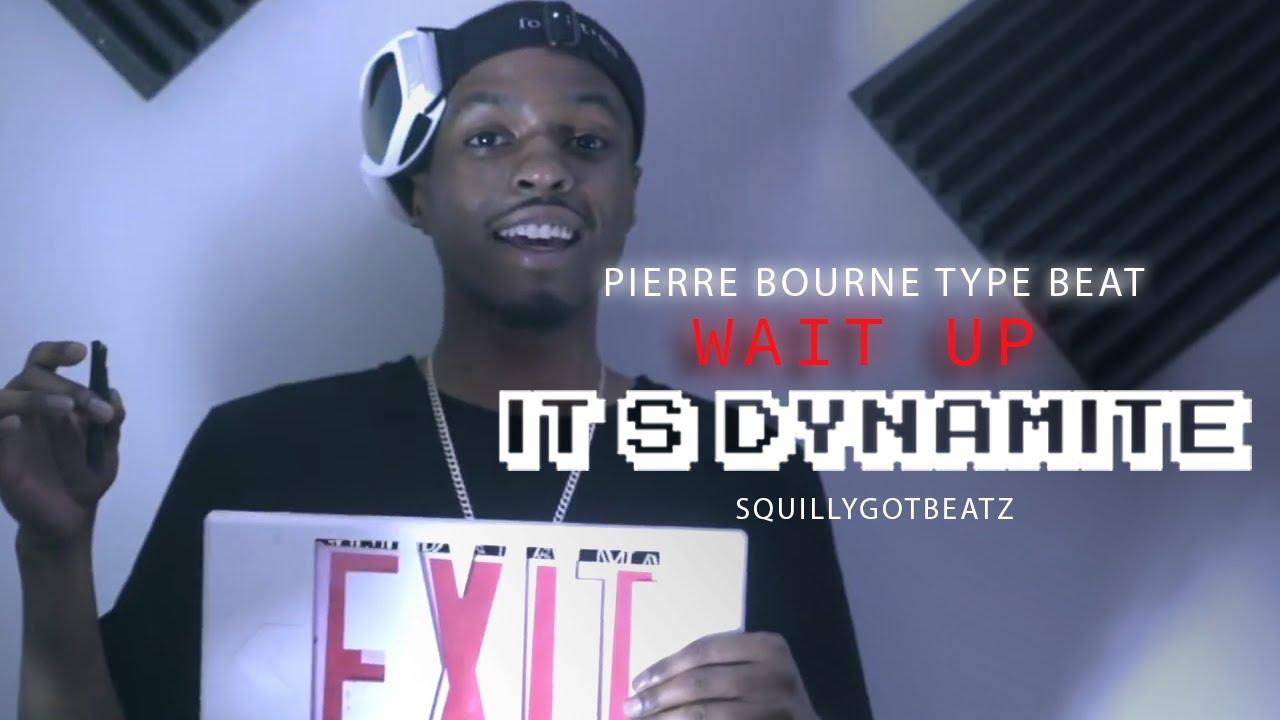 { FREE } Pierre Bourne Type Beat - Hold On Wait ( Prod