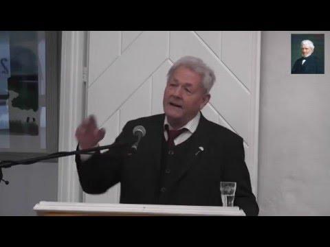 C. P. Hansen Pris fuar Alfred Bartling iin ön't Muasem Hüs, 6.12.2015