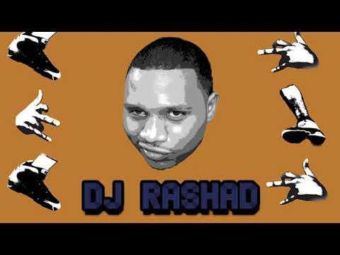 DJ Rashad - Somethin'