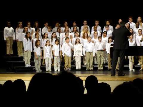 ACDA Children's Choir Festival - Feb 2010 - 'Cross the Wide MIssouri