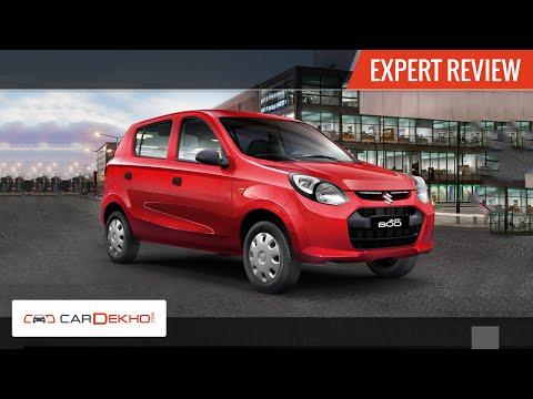 Maruti Suzuki Alto 800 | Expert Review | CarDekho.com