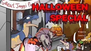 MONSTERS of monster hunter. Halloween Special