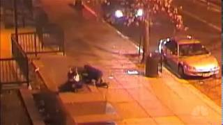 Drive-by shooting in DC caught on camera