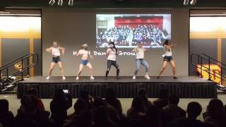 Dumb Dumb - Red Velvet Dance Cover @ RCSSA Multicultural Fair