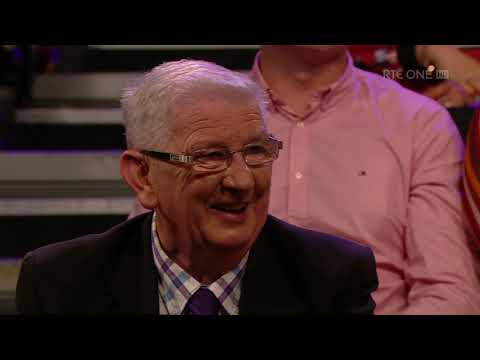 Colette Ryan is reunited with Martin Rowe  | The Late Late Show | RTÉ One