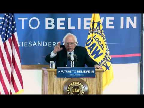 The Tragedy of Exported Jobs in Wisconsin | Bernie Sanders