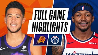 SUNS at WIZARDS | FULL GAME HIGHLIGHTS | January 11, 2021