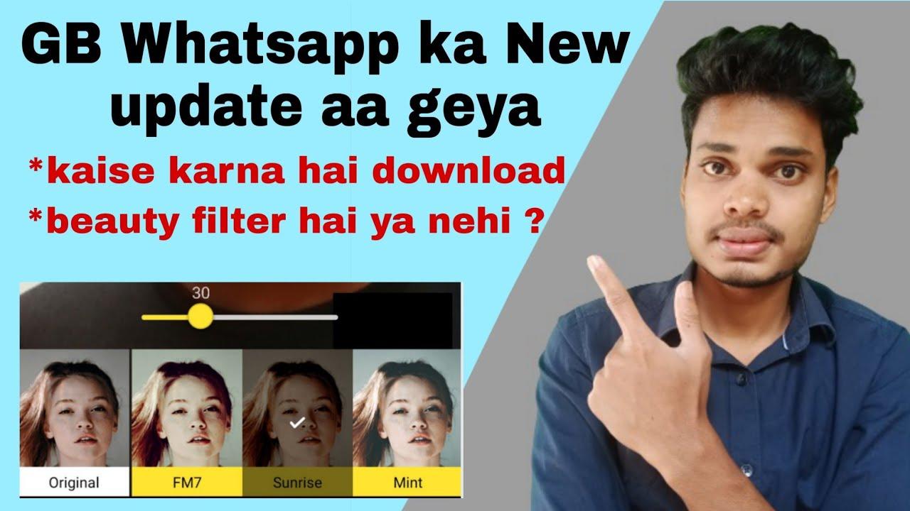 Gb Whatsapp Coocoo Whatsapp Video Calling Me Beauty Filter Kaam Kyun Nehi Kar Ra Hai Srn Youtube