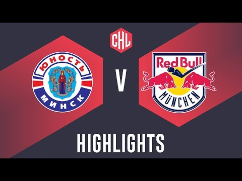 Highlights: Yunost Minsk vs. Red Bull Munich