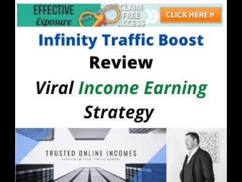Infinity Traffic Boost Review and Strategy