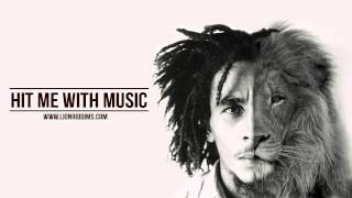 "Reggae Instrumental - ""Hit me with Music"""