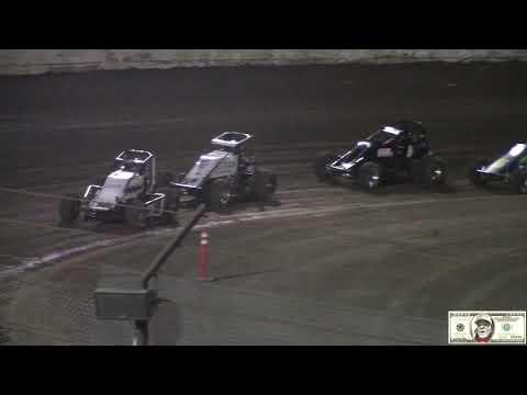 From Ventura Raceway Senior Sprint Car Main Event