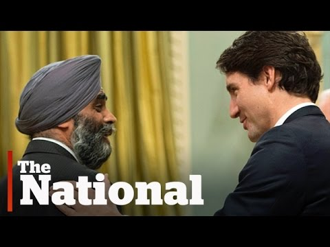 Canada's Sikh cabinet ministers
