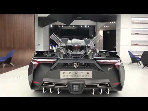 Lykan Fenyr Supersport – £1.5 Million Hypercar – First Look