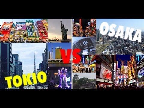 OSAKA vs TOKIO!!!!! La Esponesa #19